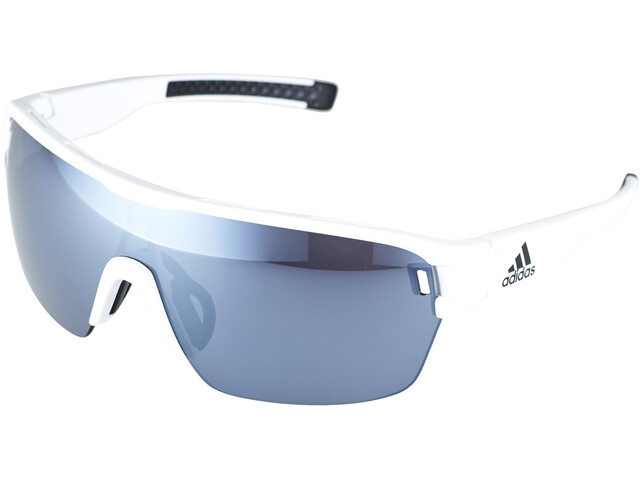 adidas Zonyk Aero Glasses L white matt chrome